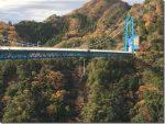 水戸の有名バンジー(茨城 竜神大吊橋バンジージャンプ)に行ってきました